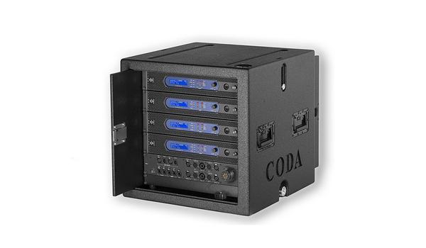 Coda Audio LINUS RACK 40