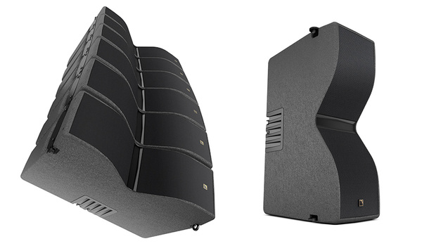 L-Acoustics Kiva II line array system