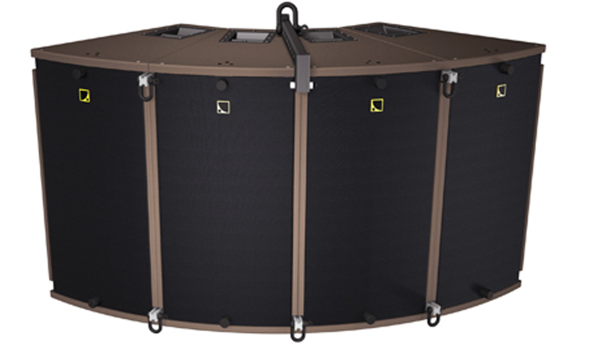 L Acoustics Arcs Ii Uk Buy Or Hire Arcs Adlib