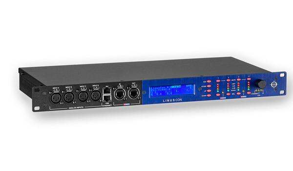 Coda Audio LINUSCON Loudspeaker Management System