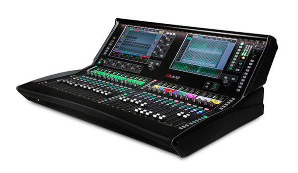 Allen & Heath dLive C3500 Surface - Digital Mixing Console