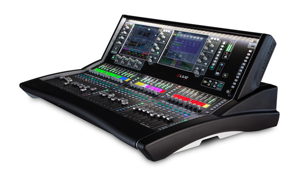 Allen & Heath dLive S5000 Digital Mixing Console Surface