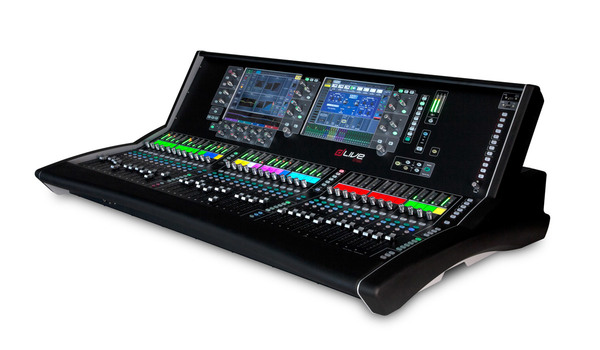 Buy and hire Allen & Heath dLive S7000 uk