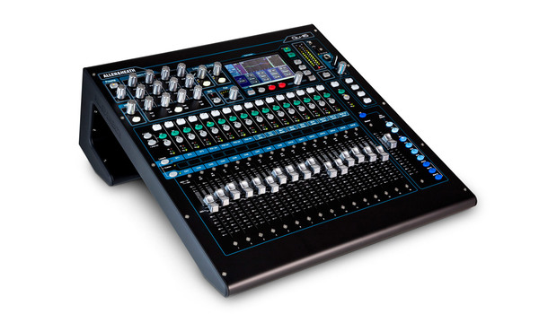 Buy and hire Allen & Heath Qu-16 uk