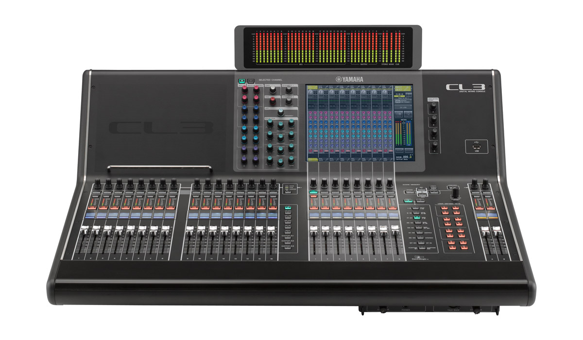 Yamaha Cl3 Digital Mixing Console Uk Supplier Adlib
