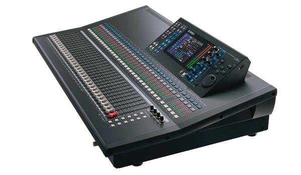 Yamaha LS9-32 Digital Mixing Desk