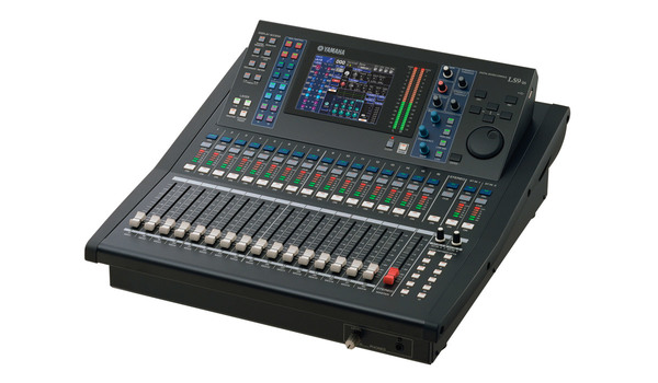 Yamaha LS9-16 Digital Mixing Desk UK