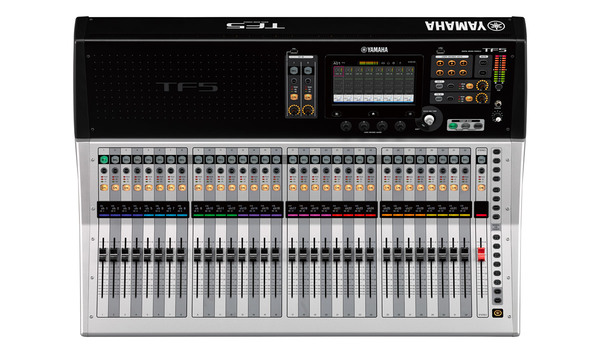 Yamaha TF5 Digital Mixing Console UK