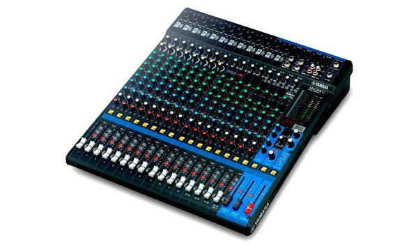 Yamaha Analogue Mixing Console