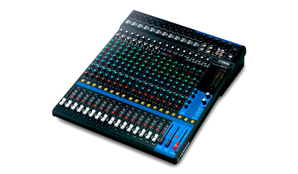 Yamaha MG20 20 Channel Mixing Desk