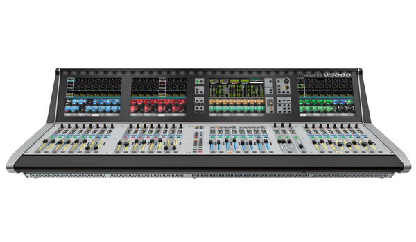 Soundcraft Vi5000 Digital Mixing Console Surface