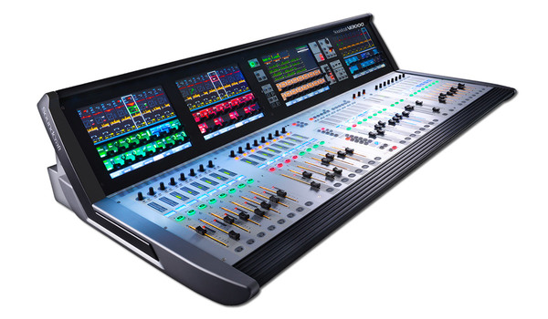 Soundcraft Vi3000 Digital Mixing Console