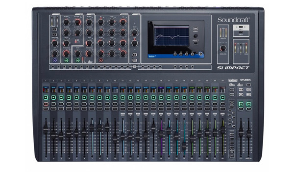 Soundcraft Si Impact Prices