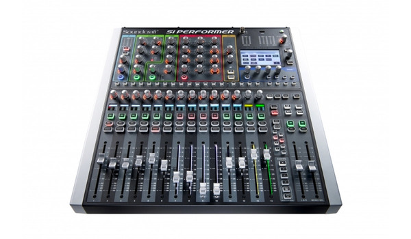 Soundcraft Si Performer 1 Digital Mixing Desk