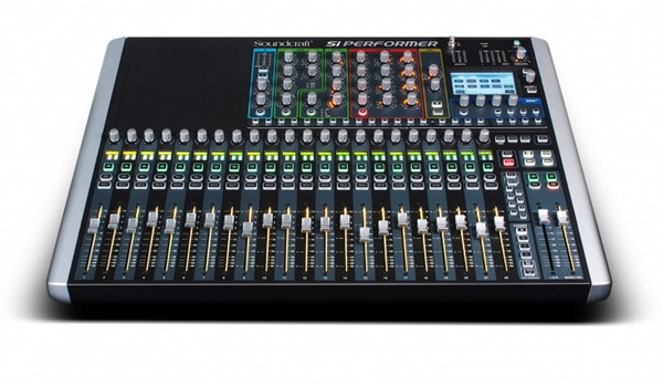Buy and hire Soundcraft Si Performer 2 uk
