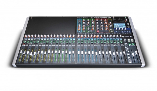 Buy and hire Soundcraft Soundcraft Si Performer 3 uk