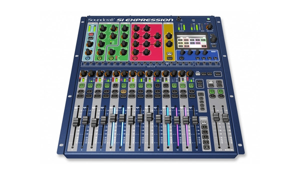 Soundcraft Si Expression 1 Digital Mixing Console