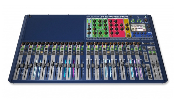 Soundcraft Si Expression 3 Prices