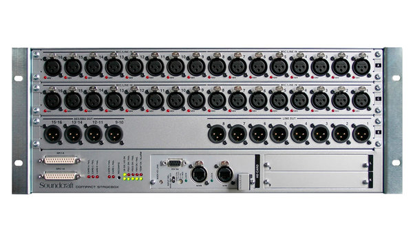 Soundcraft Compact Stagebox Prices
