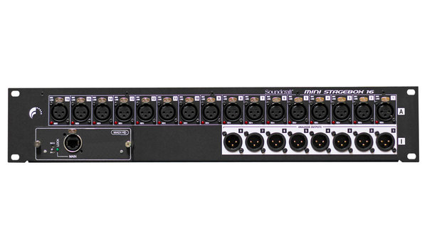 Soundcraft Mini Stagebox 16R Prices
