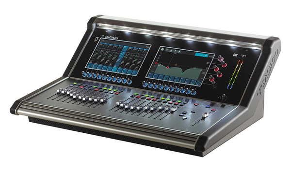 Buy and hire DiGiCo S21 uk