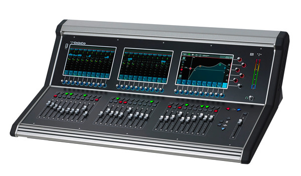 DiGiCo S31 Digital Mixing Console
