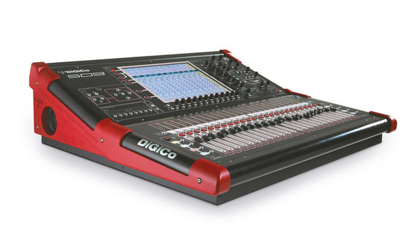 Buy and hire DiGiCo SD9 uk