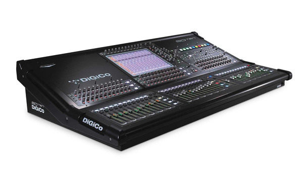 DiGiCo SD10 Digital Mixing Console