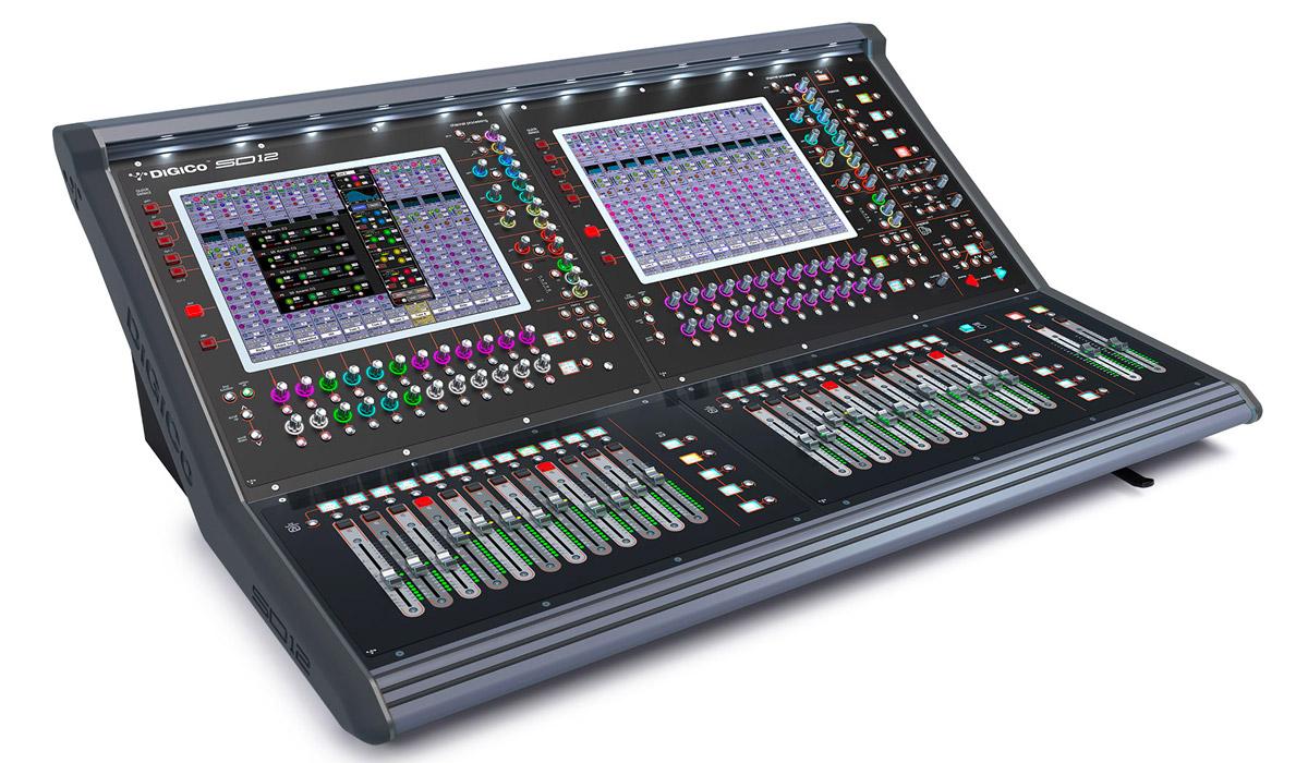 Digico Sd12 Mixing Consoles Uk Prices Adlib