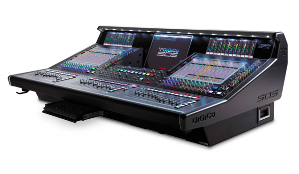 Buy and hire DiGiCo SD5 uk