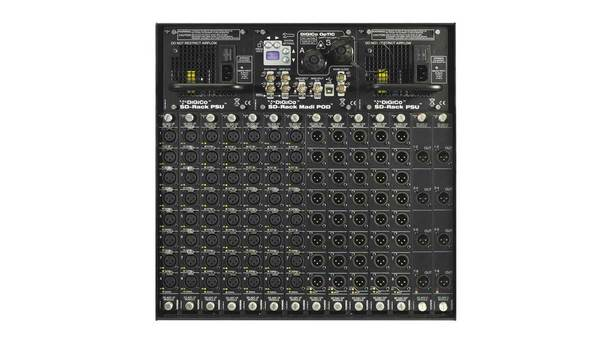 DiGiCo SD Rack
