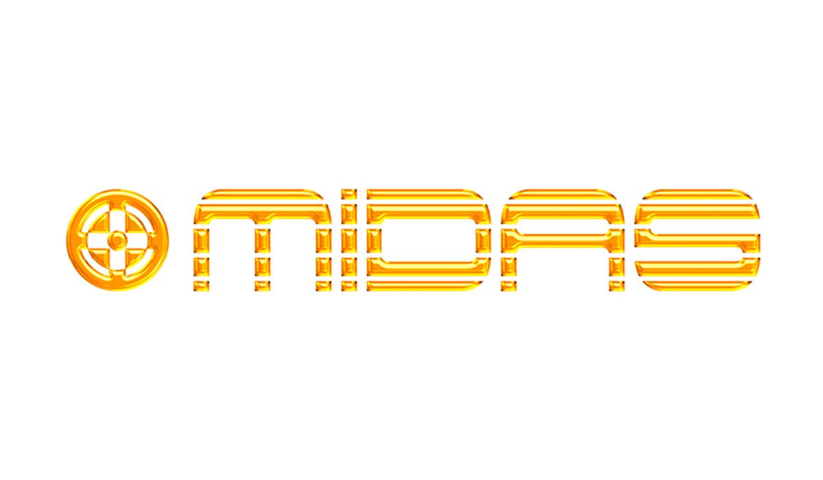 Midas Consoles UK Logo