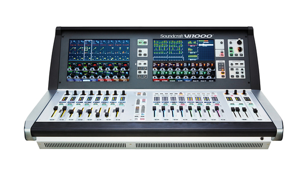 Soundcraft Vi1000 Digital Mixing Console