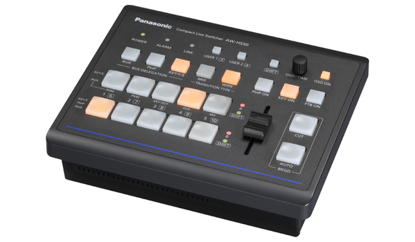 Panasonic AW-HS50 Switcher & Mixer