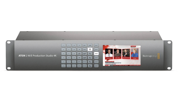 Buy and hire Blackmagic Design ATEM 2 M/E Production Studio 4K uk