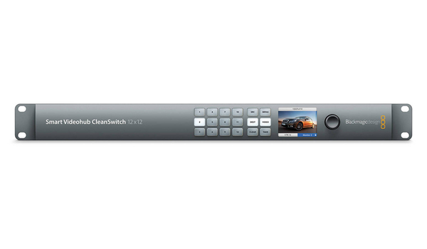 Blackmagic Design Smart Videohub CleanSwitch 12x12 Prices