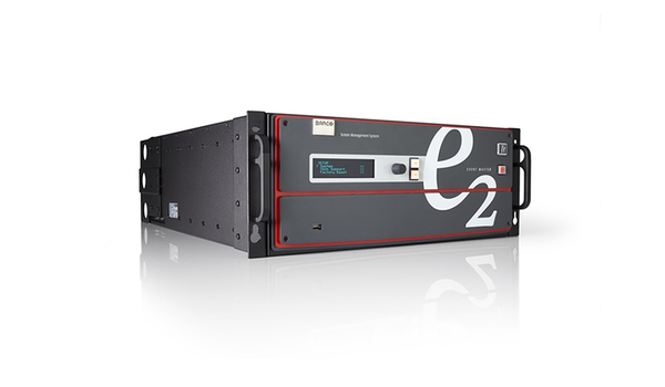 Barco E2 Jr 4K Screen Management System
