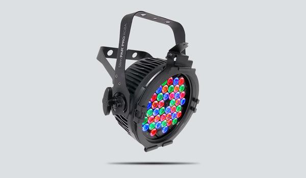 Hire Chauvet SlimPAR Pro RGBA uk