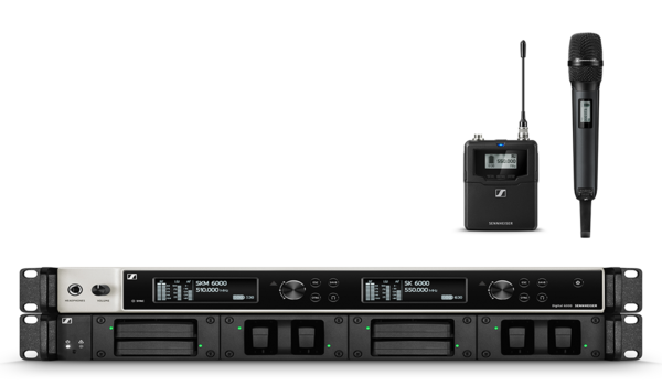 Sennheiser Digital 6000 Wireless Microphone System