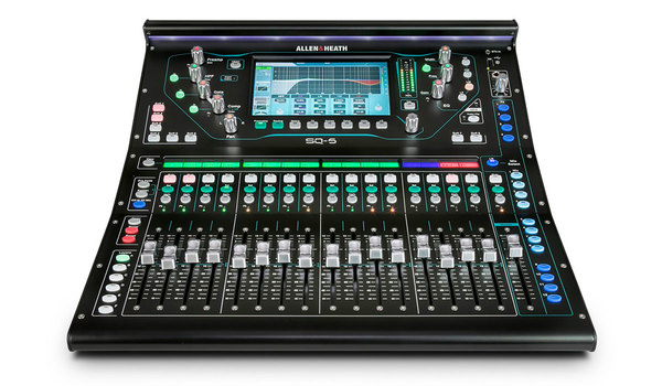 Buy Allen & Heath SQ5 Mixing Console UK