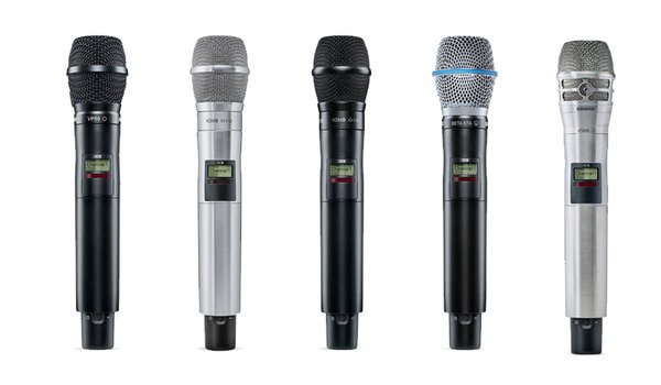 Buy and hire Shure Axient AD2 Handheld Transmitter uk