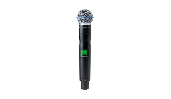 Hire Shure UR2 Beta 58 Handheld Transmitter uk