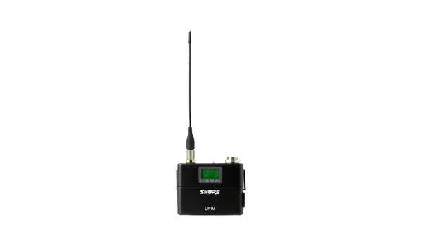 Hire Shure UR1M Micro Belt Pack Transmitter uk