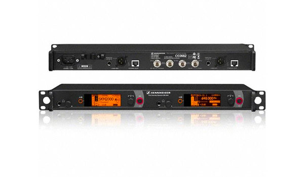 Buy and hire Sennheiser EM 2050 Twin Receiver uk