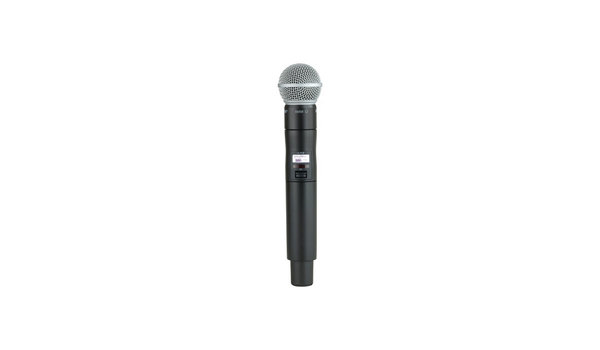 Buy and hire Shure ULXD2 / SM58 Handheld uk