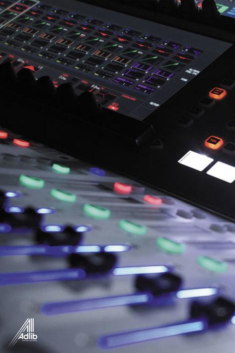 Soundcraft Vi1 Digital Mixing Console Offer