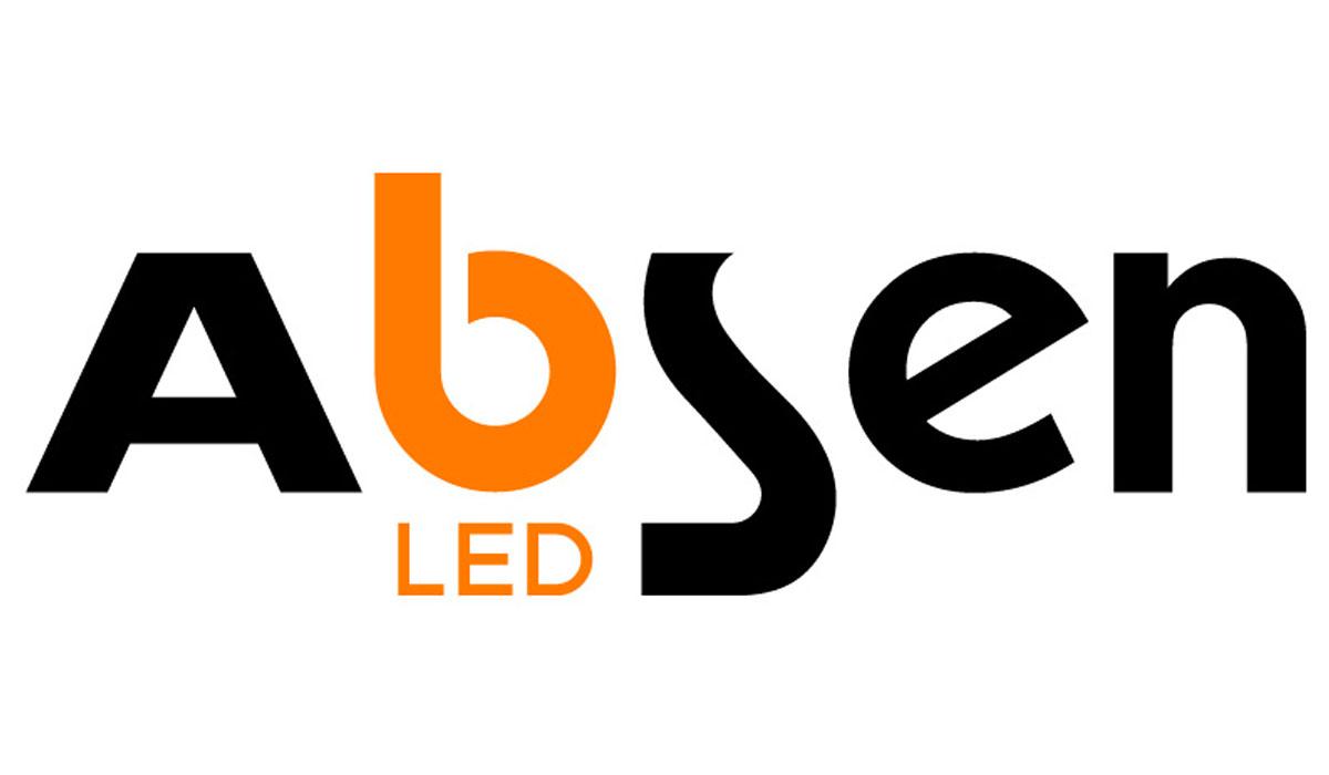 Absen LED Screen Hire Logo