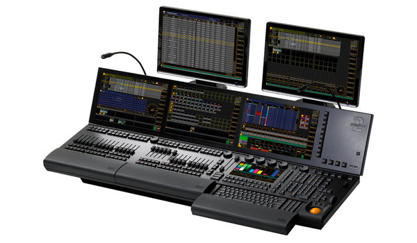 Lighting Console Hire UK