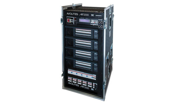Avolites ART2000 T4 Rack
