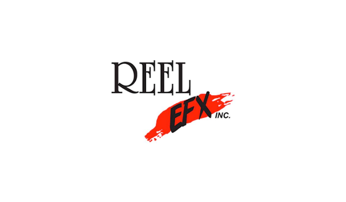 Reel EFX Logo